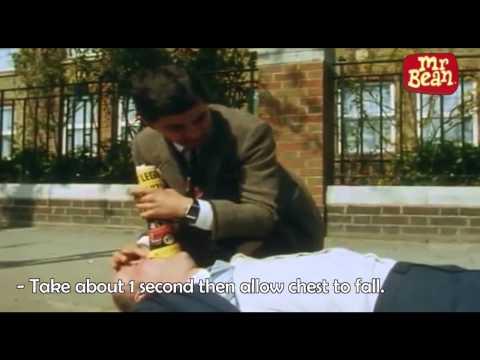 Mr. Bean CPR