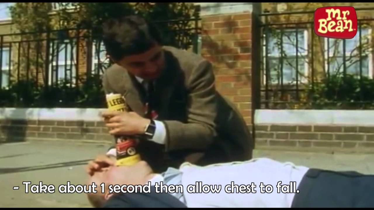 Mr bean cpr youtube solutioingenieria Choice Image