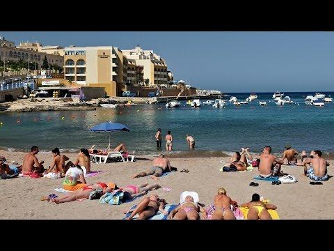 St. Julian's, Maltese: San Ġiljan - Island of Malta