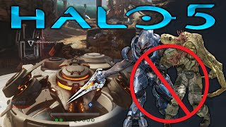 Halo 5: Guardians - Vehicle Skins, No Flood, No Playable Elites, NEWS BLOW OUT!