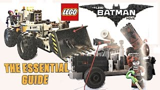 LEGO Batman Movie Summer 2017 sets pictures from the Essential Guide!