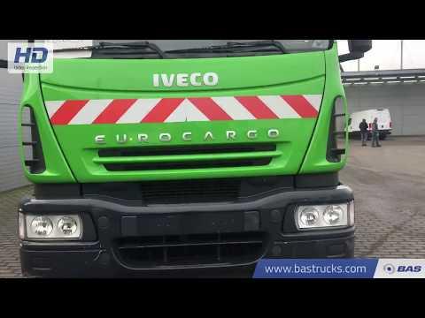 Garbage truck Iveco Eurocargo 180E25 4X2 Euro 4 Faun Aufbau - Truck1 ID:  2821703