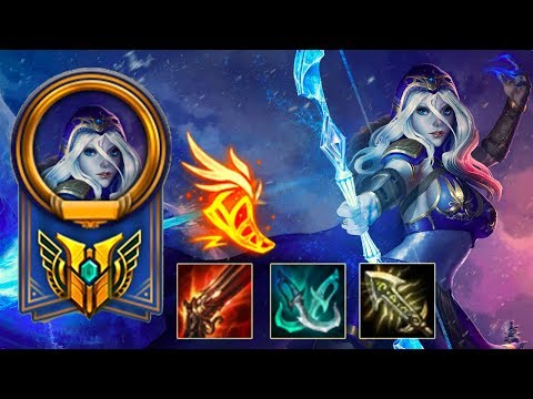 Ashe Montage  - Best Ashe Plays S8 | League of Legends Top thumbnail