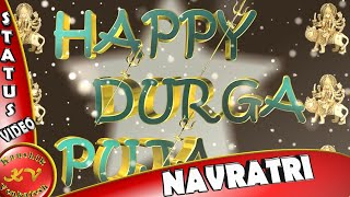 Happy Durga Puja,Wishes,Images,Greetings,Animation,Ecard,Messages,Quotes,Whatsapp Video