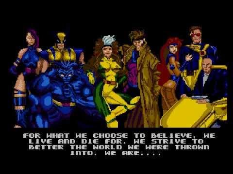 X Men Sega Genesis Magneto And Ending Youtube