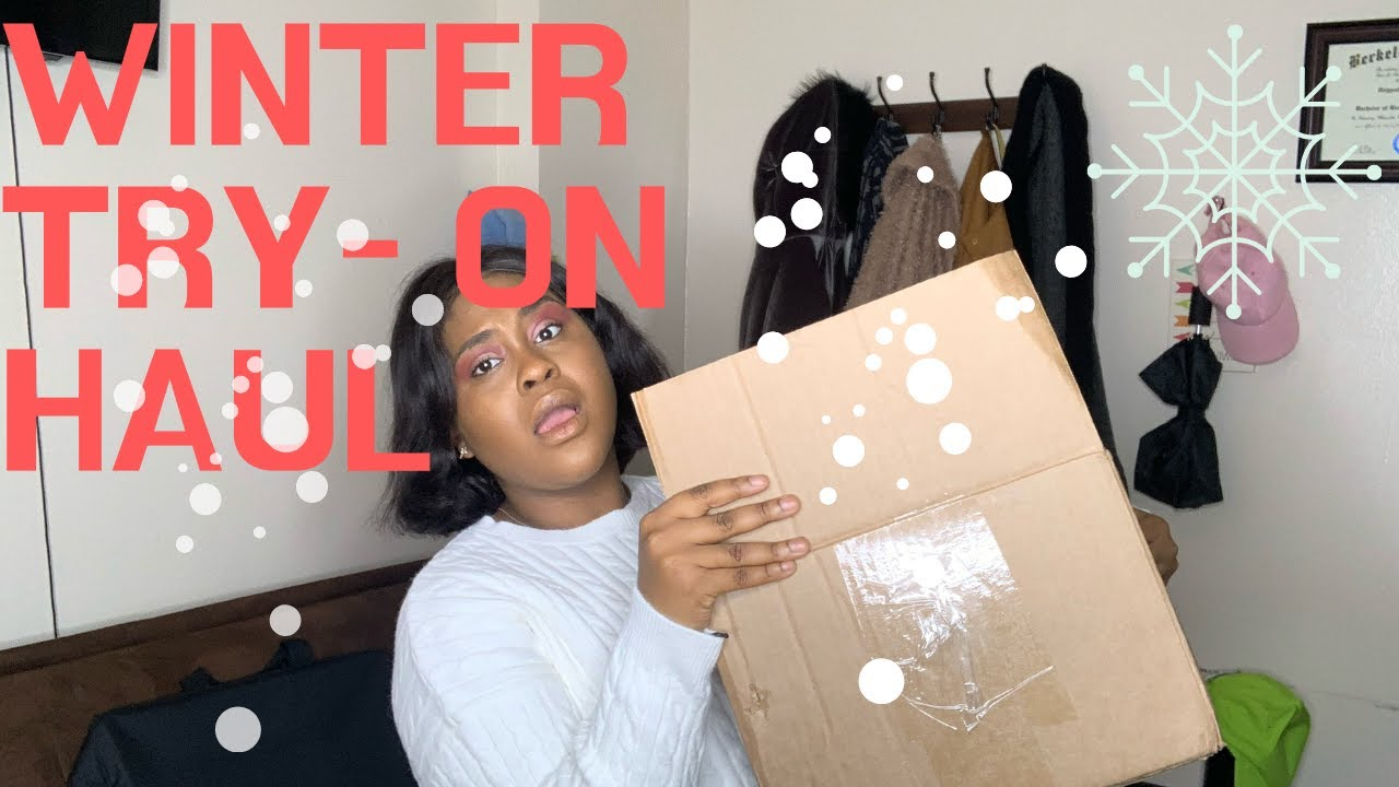 [VIDEO] - CASUAL WINTER TRY-ON HAUL 2019| WINTER FASHION| FOREVER 21 1