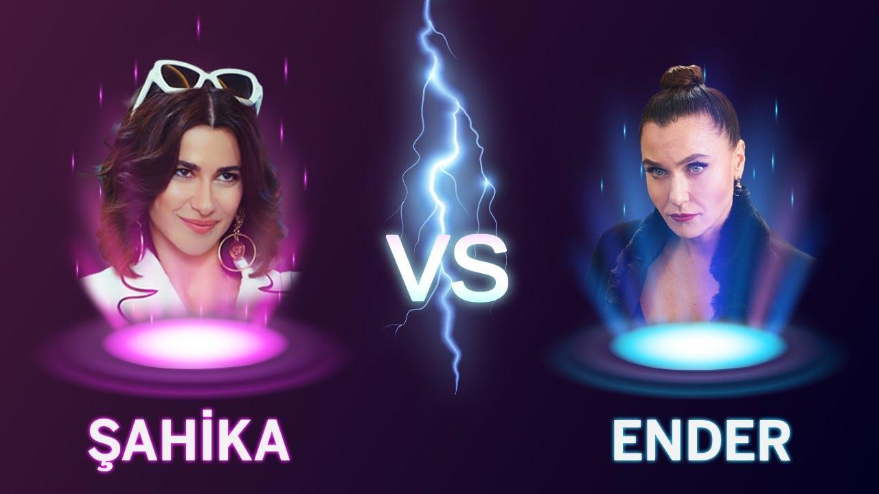 Ender vs Şahika - Yasak Elma