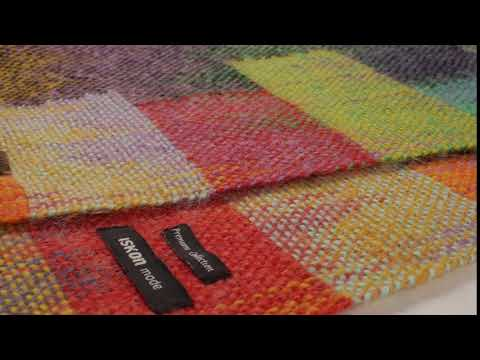 Colourful Scarf (wide & narrow) | ISKON mode