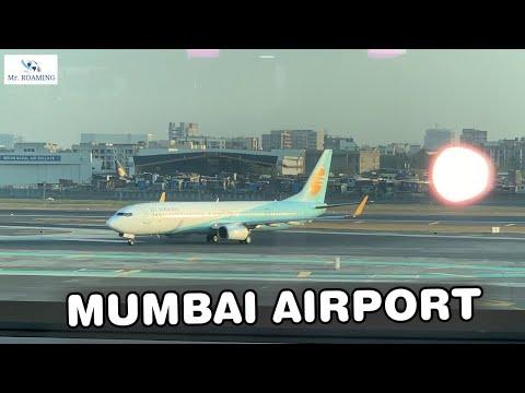 Mumbai Airport Terminal 1   Chhatrapati Shivaji International Airport   Santacruz Airport   vlog #33