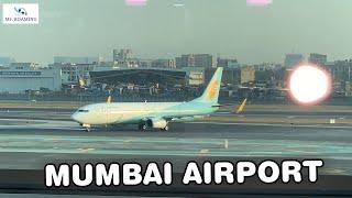 Mumbai Airport Terminal 1 | Chhatrapati Shivaji International Airport | Santacruz Airport | vlog #33