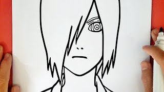 HOW TO DRAW NAGATO