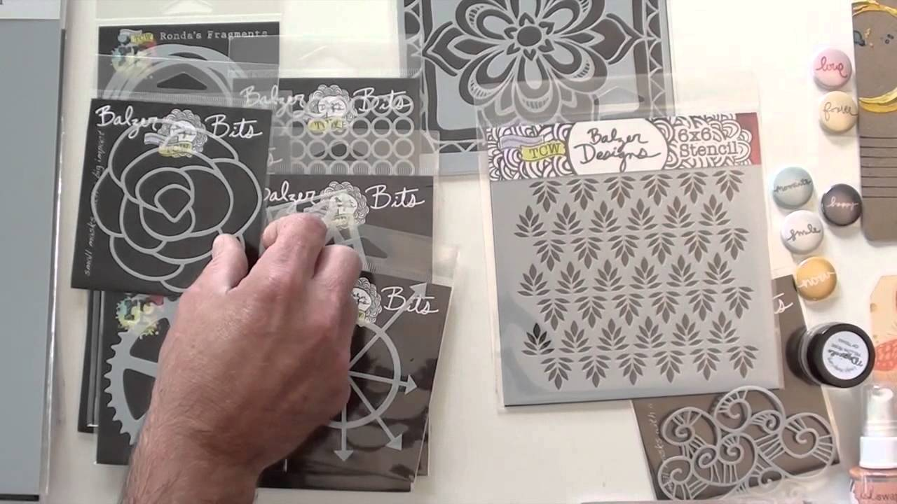 New Crafter\'s Workshop Templates - YouTube