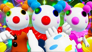 The Story Of Clowny's Family: *FULL MOVIE* (A Roblox Piggy Movie)
