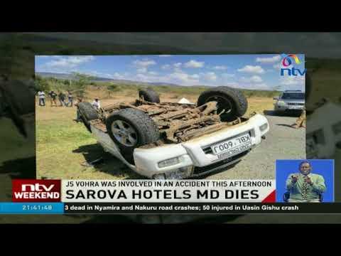 Sarova hotels Managing Director Jaideep Sing Vohra dies