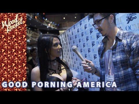 Good Porning America: Why Katrina Jade Loves Cum