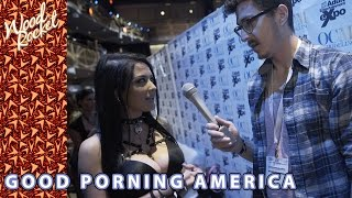 Good Porning America: Why Katrina Jade Loves Cum