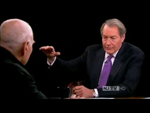 Richard Serra - Talk with Charlie Rose (Dec. 2013)