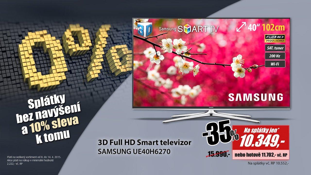 603af906d V PLANEO Elektro nyní nakoupíte na splátky bez hotovosti a bez navýšení se SLEVOU  10 %.