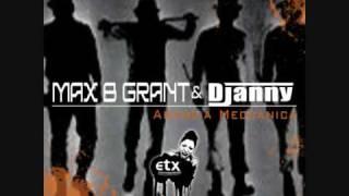 Max B. Grant & Djanny - Arancia Meccanica (ETXD002) Hardstyle Music 2010 ETX Records