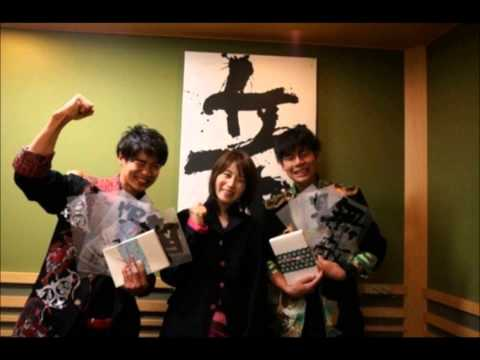 【2015/05/09】 @FM 「矢野きよ実の音楽 無礼講」 ゲスト:BOYS AND MEN 辻本達規・吉原雅斗.