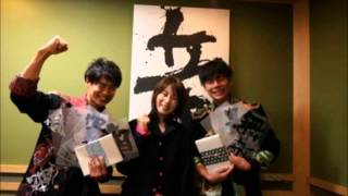 【2015/05/09】 @FM 「矢野きよ実の音楽 無礼講」 ゲスト:BOYS AND MEN...