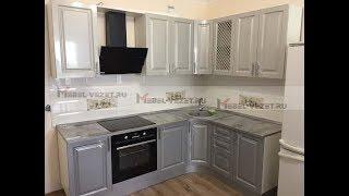 видео Кухни на заказ в Московской области с доставкой на дом