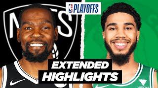 CELTICS At NETS GAME 4 | FULL GAME HIGHLIGHTS | 2021 NBA PLAYOFFS