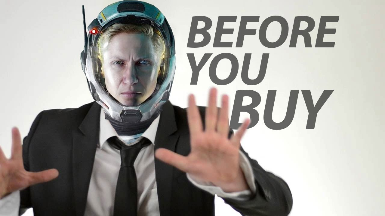 Returnal - Before You Buy (Video Game Video Review)