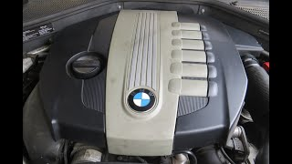 BMW 2012 X5 35D EGR valve Removal and Cleaning