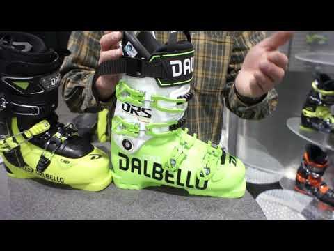 Dalbello Boots: overview of Cabrio vs Overlap design, 3 vs 4 buckle, stiffness, etc