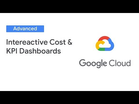 Creating Interactive Cost and KPI Dashboards Using BigQuery