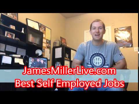 Best Self Employed Jobs - Top Rated Self Employment Ideas