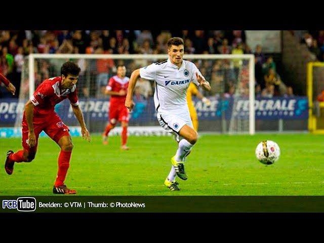 2015-2016 - Jupiler Pro League - 07. Moeskroen-Péruwelz - Club Brugge 2-1