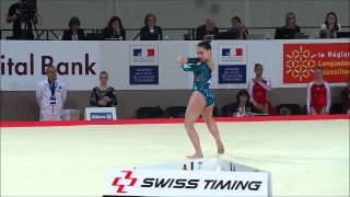 Carlotta Ferlito (ITA) - European qualification 2015