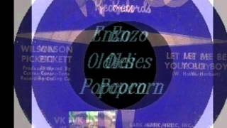 Enzo Oldies Popcorn-WILSON PICKETT-LET ME BE YOUR BOY - (VERVE)