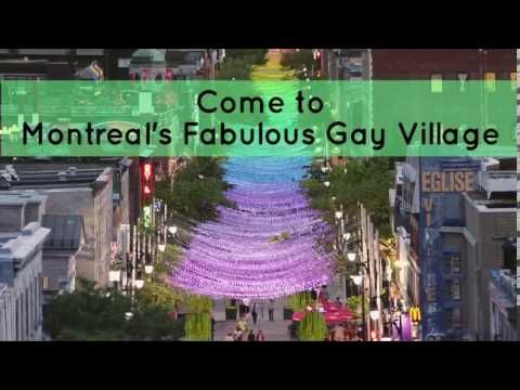 Plan Your Next Trip - Montreal Gay Village