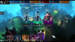 hero Defense Haunted Island Multiplayer Gameplay