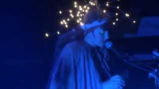 CocoRosie - Child Bride (beginning of concert) - Full Live @Le Trianon Paris - 28.05.2013 (1)
