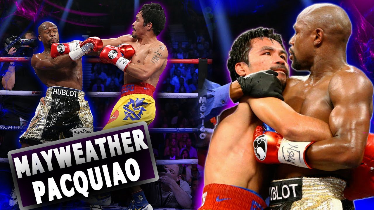 Floyd Mayweather vs Manny Pacquiao Highlights