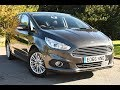 Used Ford S-Max 2.0 TDCi 150 Zetec 5dr Magnetic Grey 2016