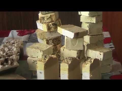Кастильское и Алеппское мыло// Секреты хороших урожаев.