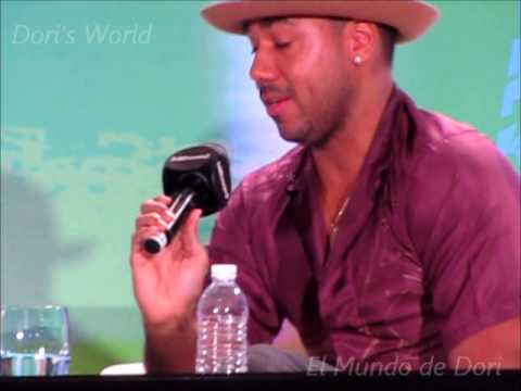 Romeo Santos a little about the 'king' of bachata