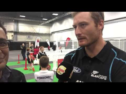 Interview With Martin Guptill