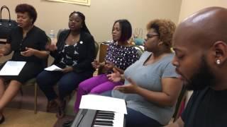 Trey McLaughlin and SOZ Sounds of Blackness  Optimistic