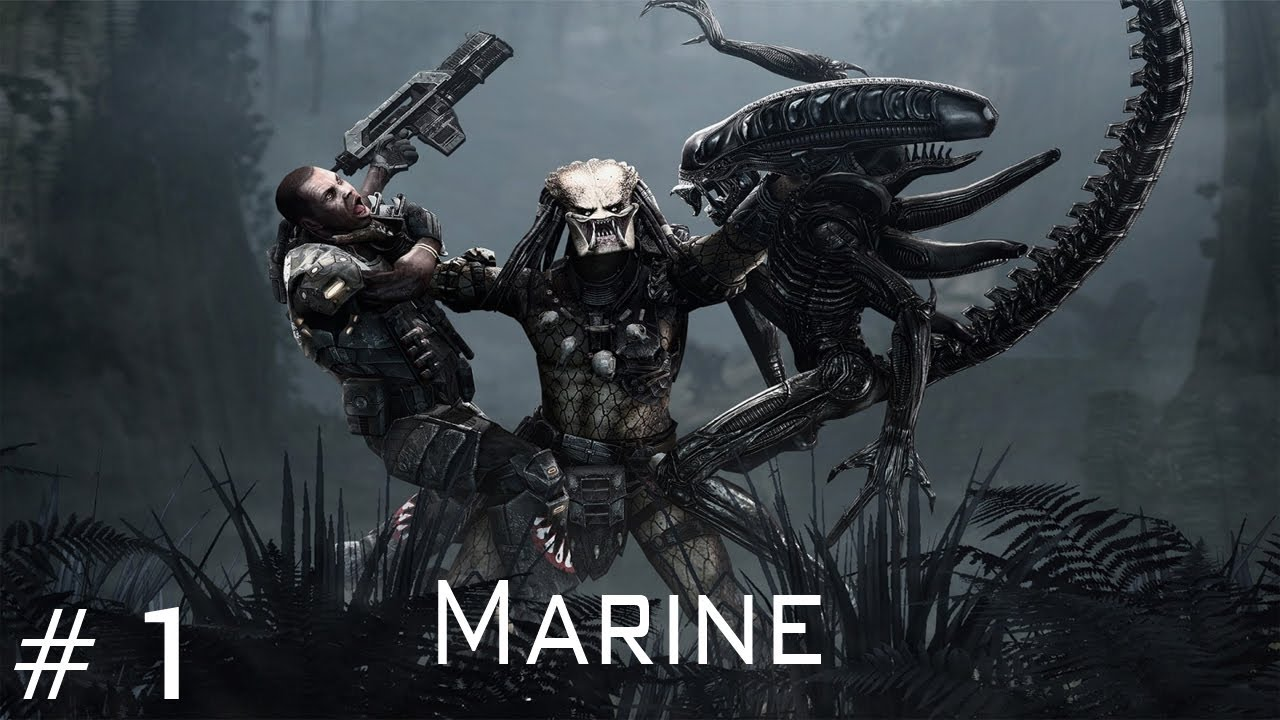 Прохождение игры альянс вс предатор