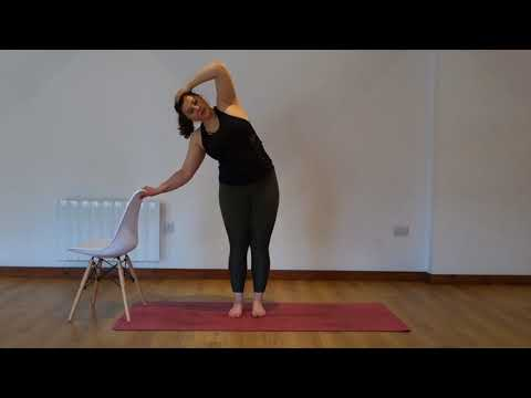 Yoga Osteo Side Body Stretch