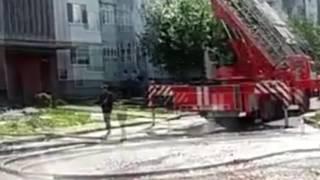 Взрыв бытового газа в многоэтажке в Набережных Челнах(, 2016-07-10T13:49:40.000Z)