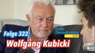 Wolfgang Kubicki, stellv. Parteichef der FDP - Jung & Naiv: Folge 322