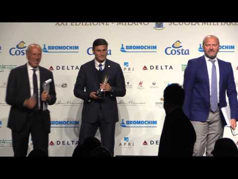 Premio Gentleman 2016 - Giacomo Bonaventura