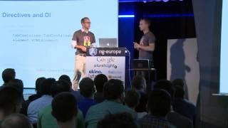 Angular 2.0 Core by Igor Minar & Tobias Bosch at ng-europe 2014